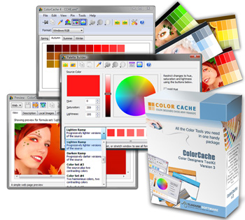 Click to view ColorCache screenshots